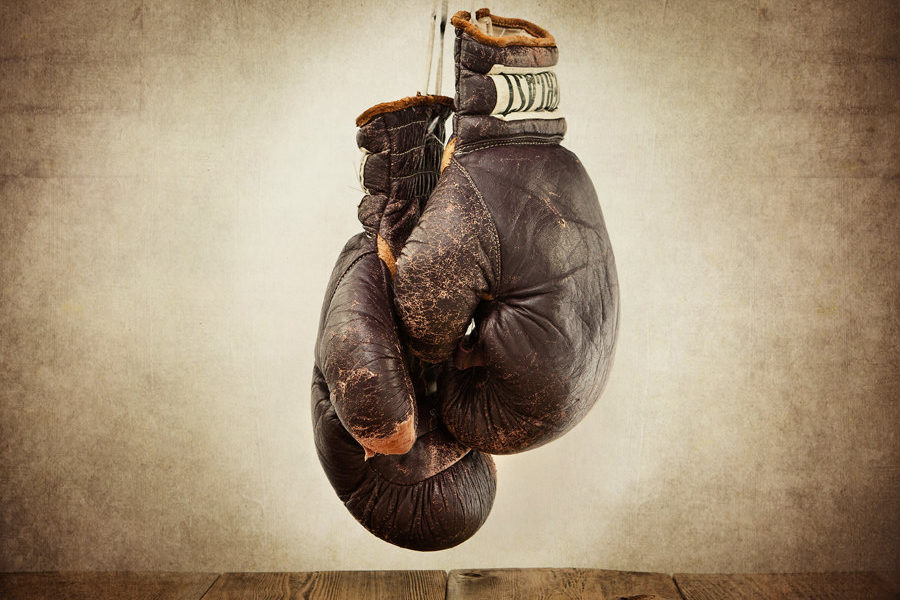 Verkooptraining van Muhammad Ali